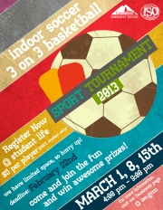 ISO Sport Tournament 2013